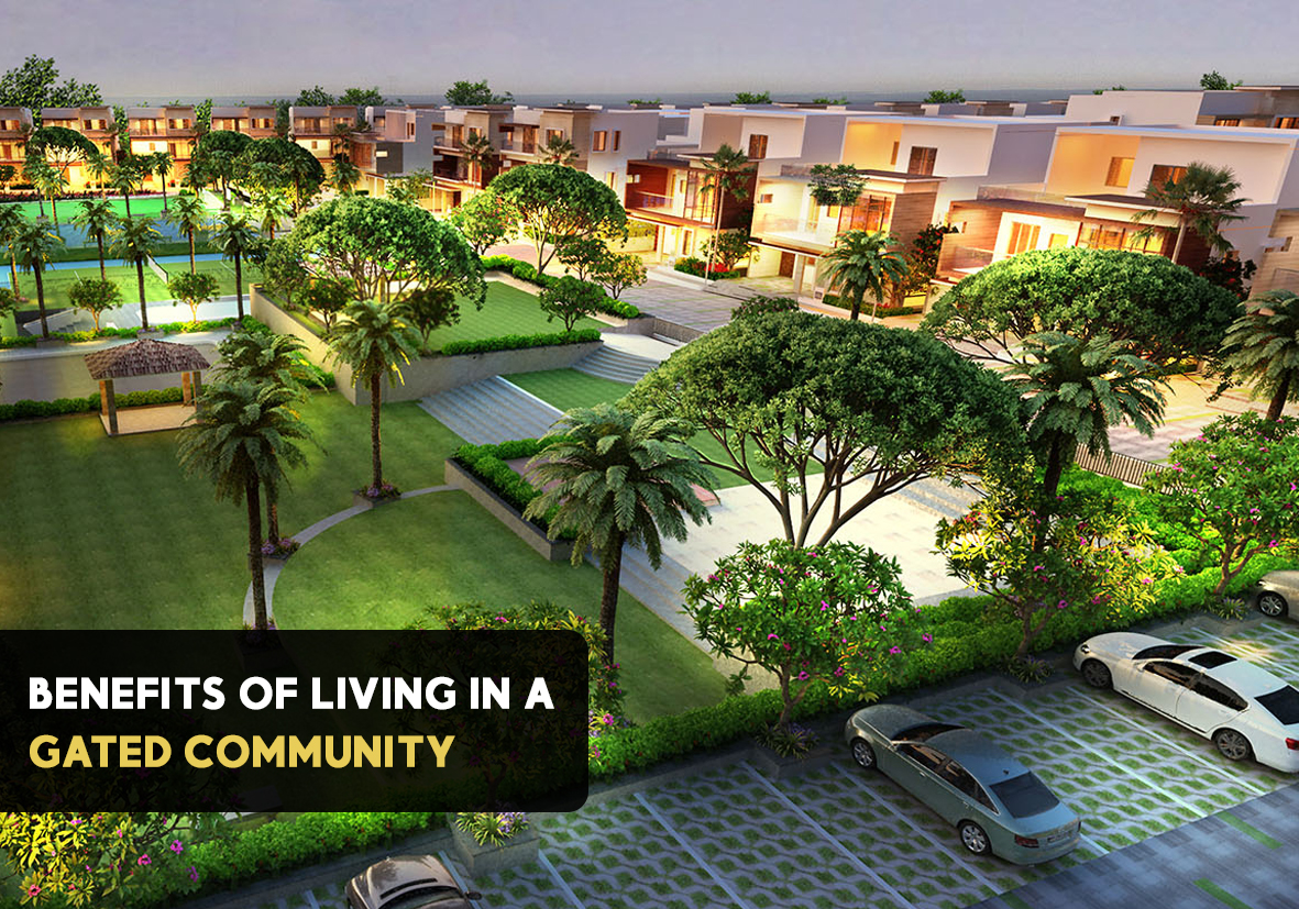 benefits of living in a gated community in Kerala