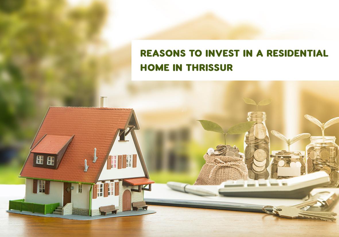 apartments, villas in thrissur