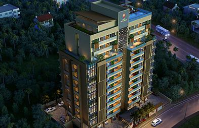 Apartments in thrissur